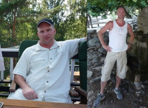 Before & After LCHF